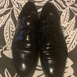 Prada mens size 12 dress shoes